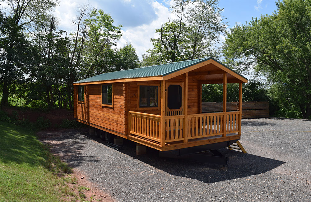 New Guest Cabin At Mountain Top Campground Mountain Top